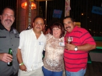 Mike Rowe, Robert Munoz Sr., Terri Johnson, Robert C. Munoz
