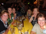 Some of the Ladies - having fun!  Sally Davis, Lisa Pena or Ann? ?, Kathy Murray, Jennie Pratt, Barbara Telford