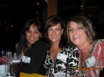 Connie Carrasco, Diane Allen, and Carrie Craddock