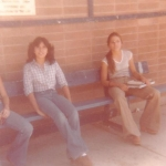 'The Bench' Tina Tarango & Annette Eulate