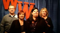 Chad Bailey, Alice Carroll Johnson, Sandra Boettcher Lyons, Darla Guy Jackson