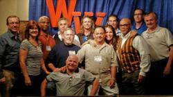 Chad Bailey, Jan Shelley Pew, Ron Enoch, Paul Milbrandt, Rick Batchelor John Sezate,Scotty Limbs, Dick Jones, Gale Wiltb
