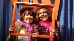 Terri Johnson Upchurch and Susan Wade Fink - BFF!!!